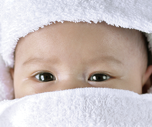 How Your Baby's Eye Colour Can Change
