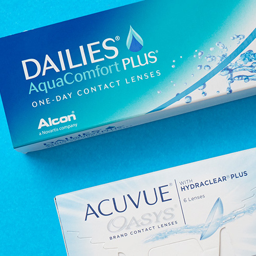 Best contact lenses 2021