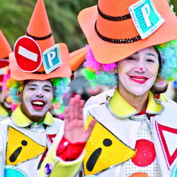 Disfraces originales para este carnaval 2018