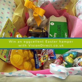 Easter hamper giveaway