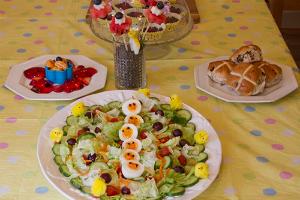 Zes gezonde receptjes voor Pasen en je kinderen