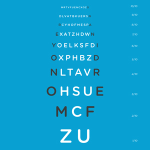 How Ferdinand Monoyer created the modern eye test