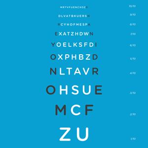 Hoe Ferdinand Moyer de oogtest ontwierp