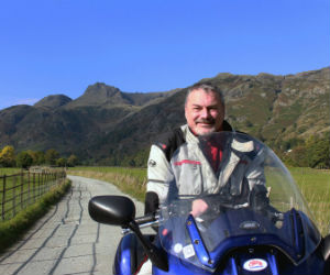Vision Direct sponsors Motorbike Adventures of Britain