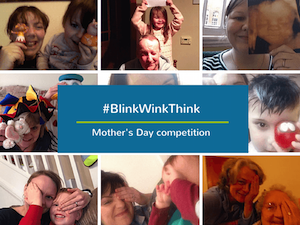 BlinkWinkThink Mothers Day competition winner announced!