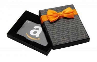 Celebra con nosotros ¡y gana una tarjeta regalo de Amazon de 50€!