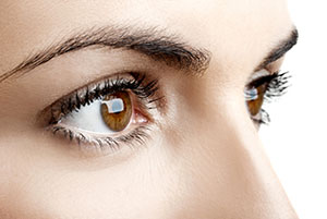 Is eye colour linked to health?