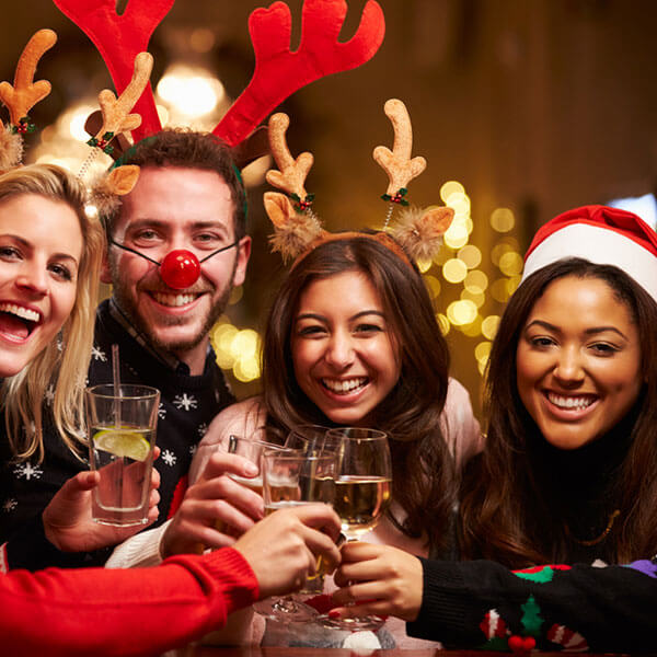 Festive Party tips for contact lens wearers