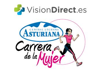Vision Direct participa en la Carrera de la Mujer