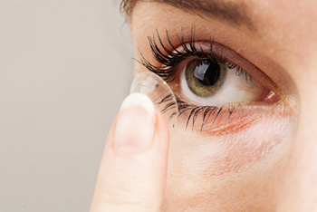 Contact lens sales increase whilst glasses sales fall