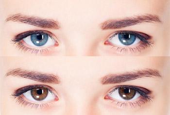 ¿Está el color de los ojos vinculado con la salud?