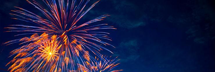 Blijf veilig tijdens vuurwerk