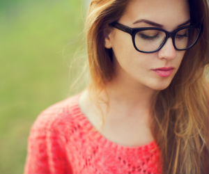 Style tips for glasses wearers