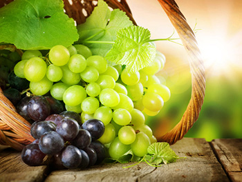 Improved eyesight linked to eating grapes