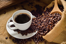 Koffie drinken mogelijk goed voor de ogen