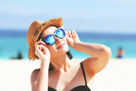 Get ready for the sun, protect your eyes from UV light