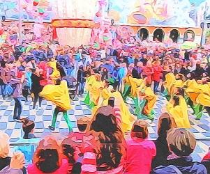 5 meilleurs carnavals célébrés dans le monde