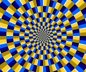 Illusions d'optique : Que voyez-vous ?