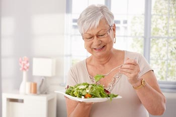 Sight loss and diet: How to eat well in older age & boost your vision