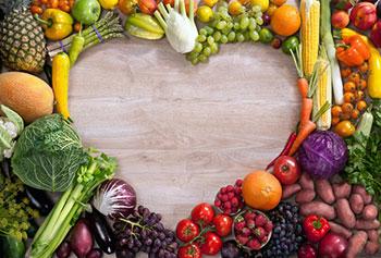 Food & Vitamins for Eye Health