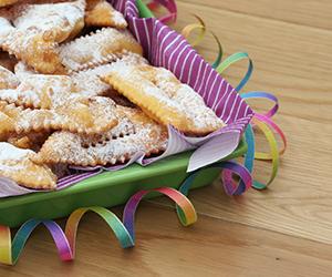 Prelibato ed assaggiato: 4 dolci tipici del Carnevale italiano