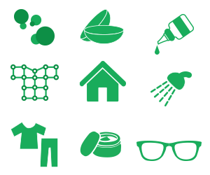 Allergie primaverili e lenti a contatto: i 10 consigli di Vision Direct