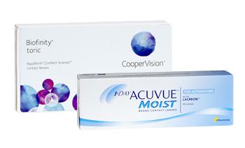 Toric contact lenses for astigmatism FAQ