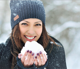 Winter eye care tips for contact lens wearers