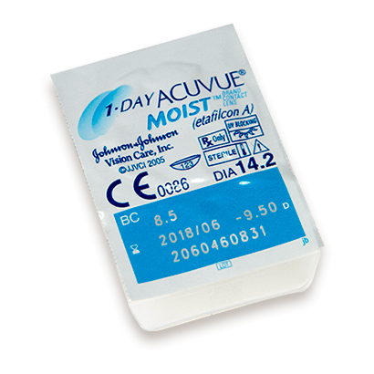 1-Day Acuvue Moist Contact Lenses   Vision Direct UK 176775de40