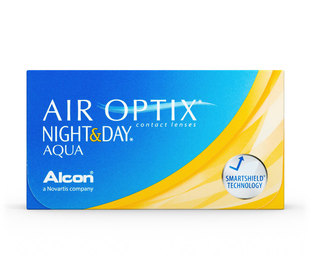 Air Optix Night & Day Aqua