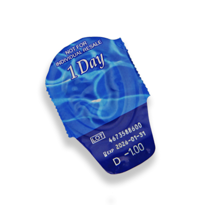Biomedics 1 Day Extra 90 Pack