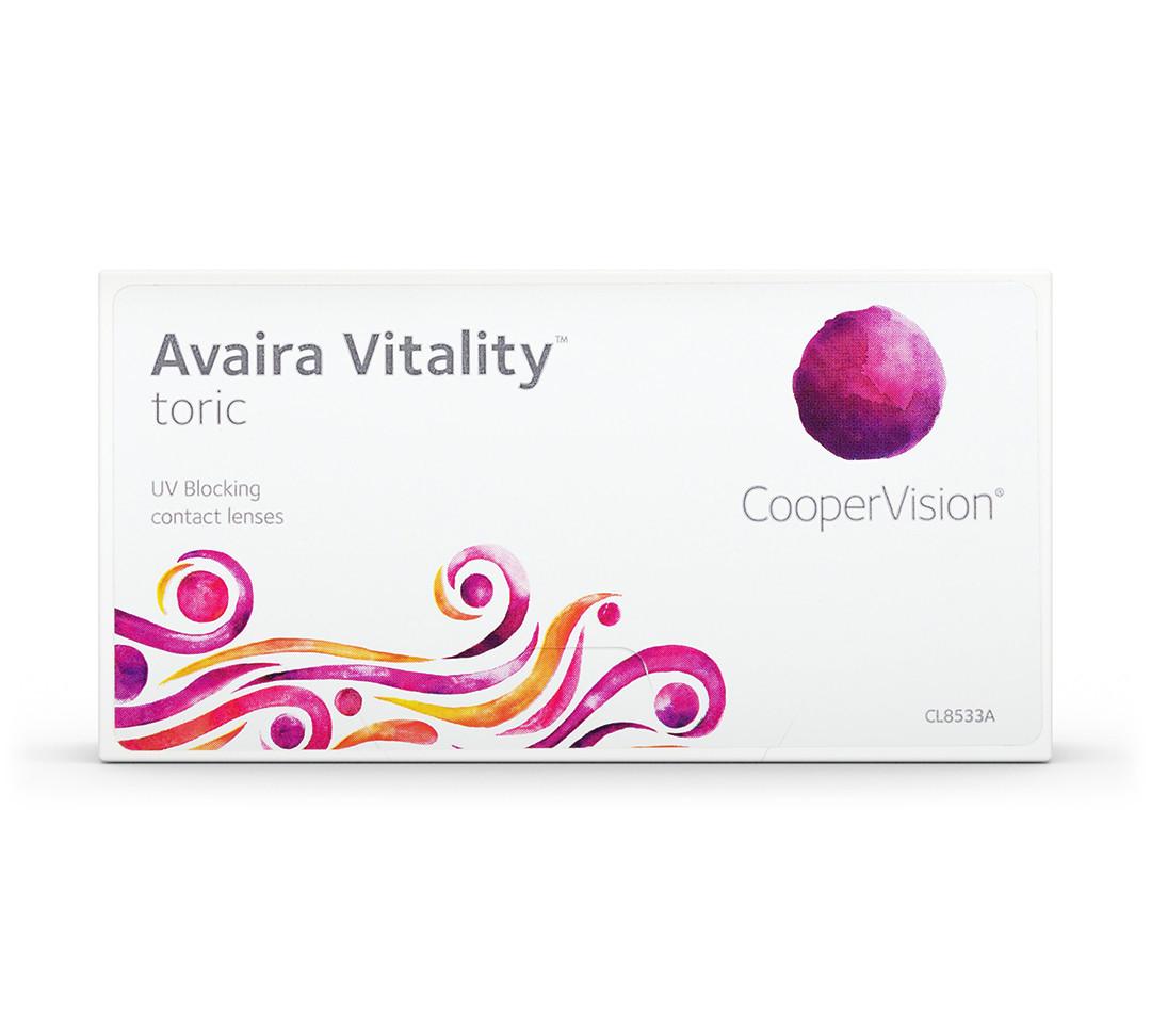 Avaira Vitality Toric 6 Pack