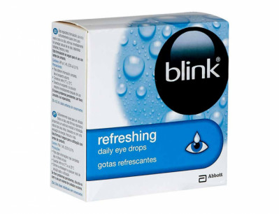 Blink Refreshing Vials