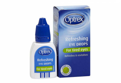 Optrex Refreshing Eye Drops