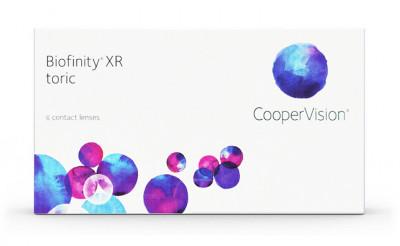 Biofinity XR Toric 6 Pack