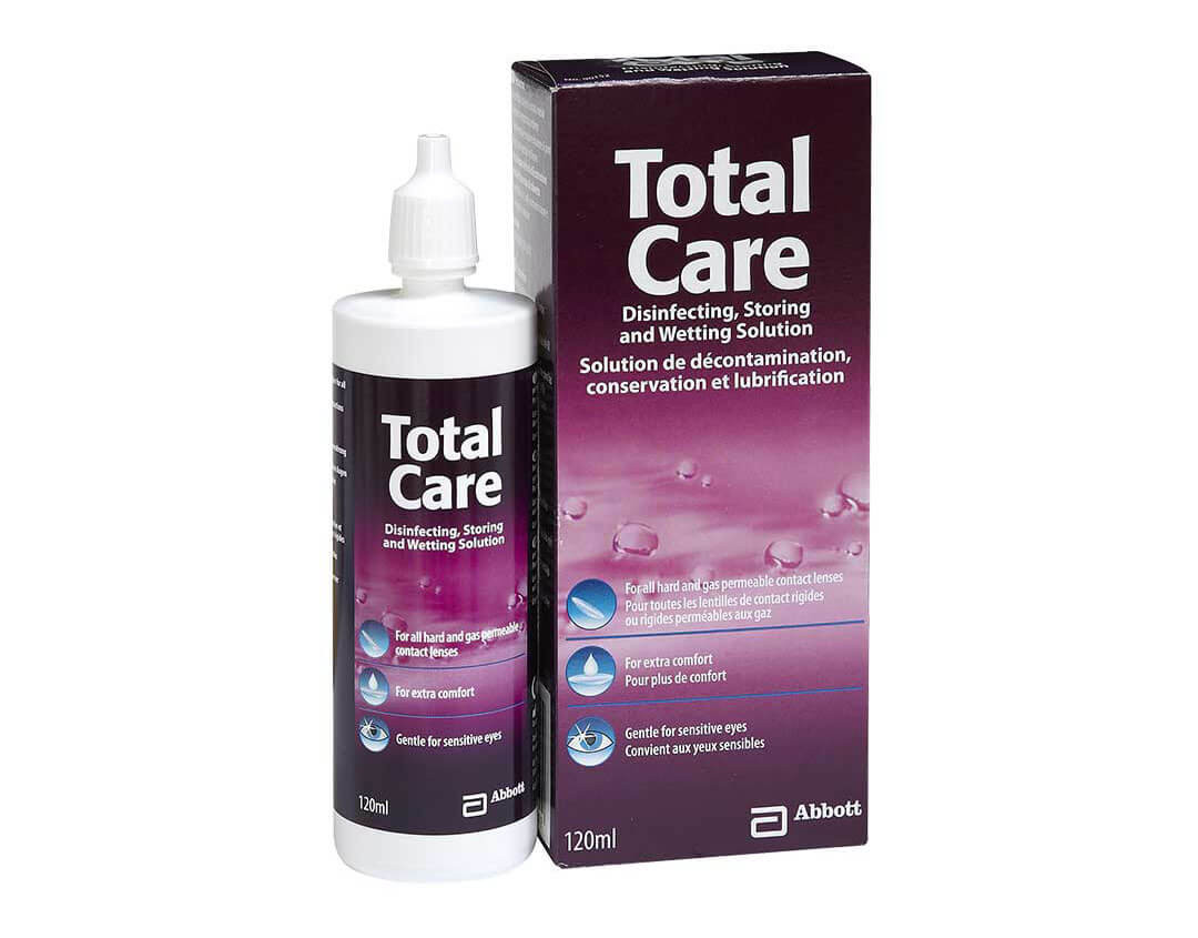 Total Care Wetting Contact Lens Solutions Vision Direct Uk
