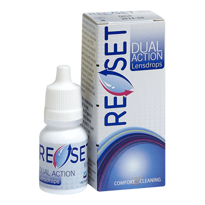 Reset Eye Drops
