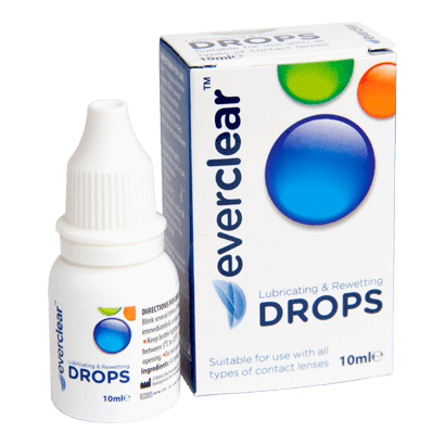 everclear Eye Drops