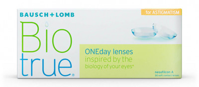 Biotrue One Day for Astigmatism