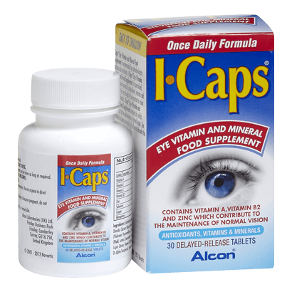 ICaps One-A-Day