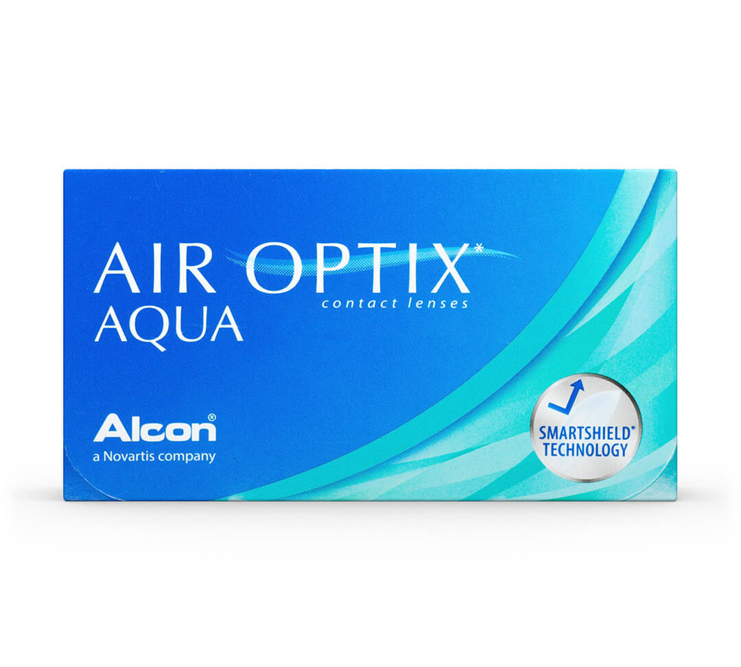 Air Optix Aqua 3 pack