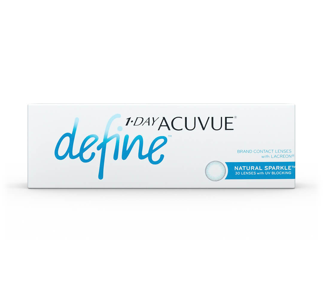 1 Day Acuvue Define Sparkle