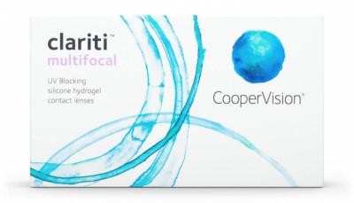 Clariti Monthly Multifocal