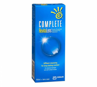 Complete RevitaLens alles-in-een lenzenvloeistof