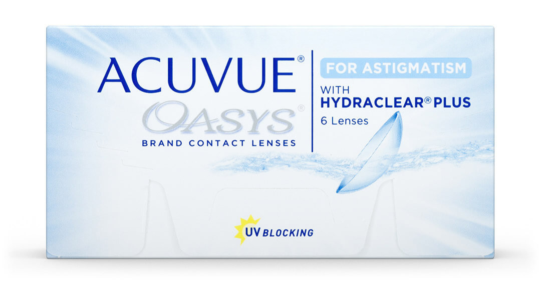 Acuvue Advance For Astigmatism Contactlenzen