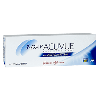 1 Day Acuvue for Astigmatism