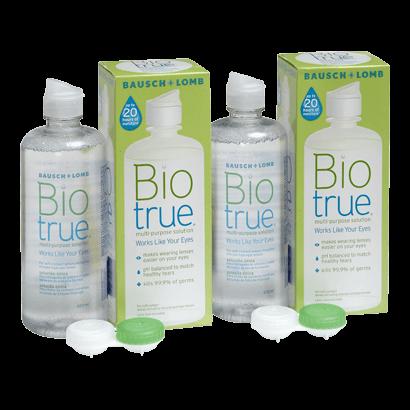 Biotrue Duo Pack