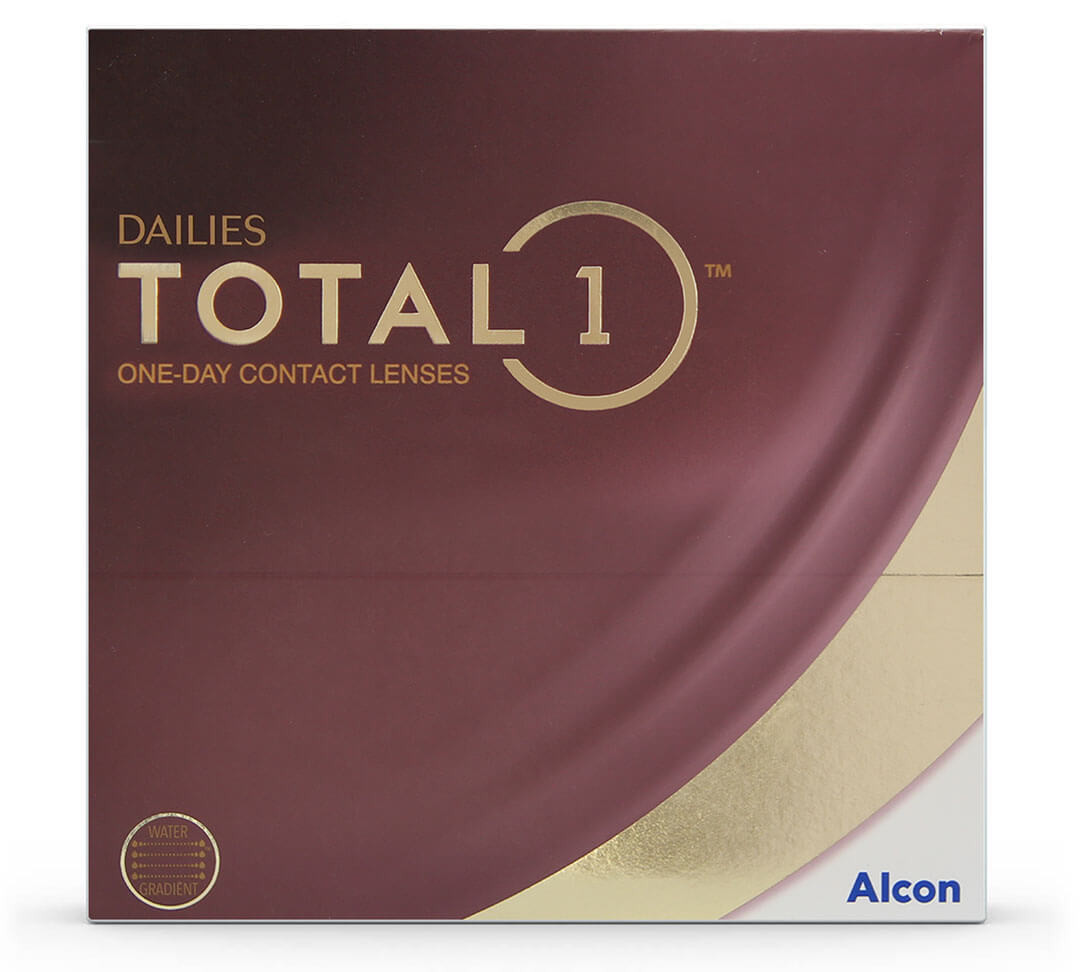 Dailies Total 1 90 lentillas