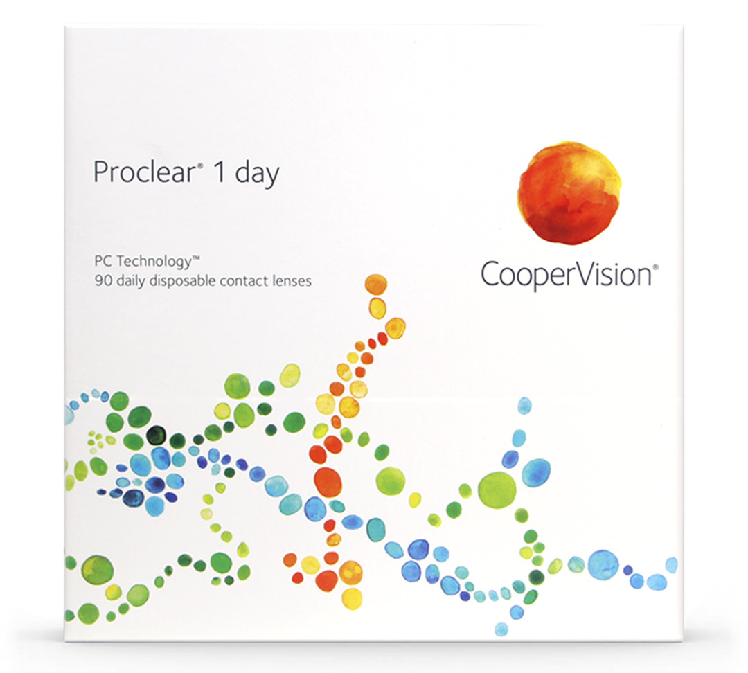 Proclear 1 Day (pack de 90)