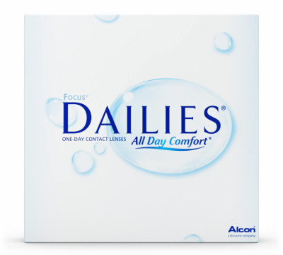 Focus Dailies All Day Comfort 90 Pack